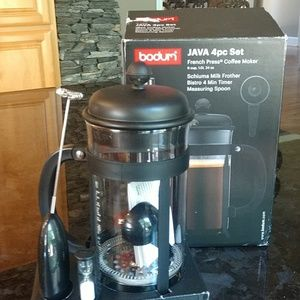 Bodum French Press Coffee Maker